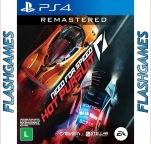 Need for Speed Hot Pursuit Remastered - PS4 - 2X SEM JUROS | FlashGamesorocaba.com