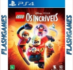 Lego The Incredibles - PS4 - 2x SEM JUROS | FlashGamesorocaba.com