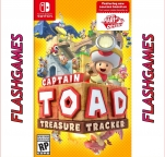 Captain Toad Treasure Tracker - Switch | FlashGamesorocaba.com