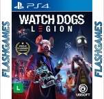 Watch Dogs Legions - PS4  | FlashGamesorocaba.com