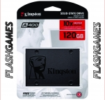 HD SSD 120GB Kingston  | FlashGamesorocaba.com